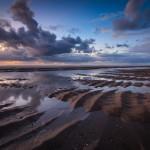 Patterns @ the beach...