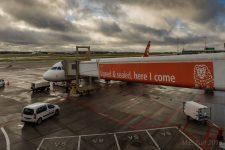 Mijn vliegtuig naar Helsinki...