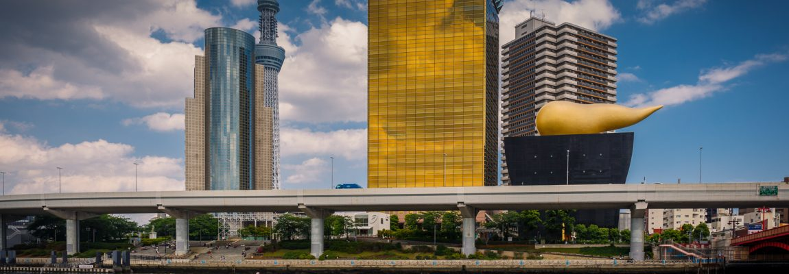 Tokyo, grootste stad ter wereld