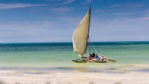 Een weekje relaxen op Zanzibar